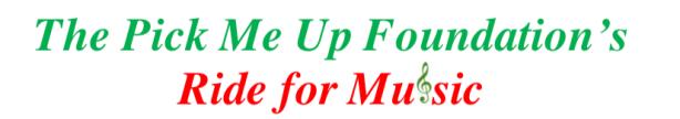 Ride For Music Logo