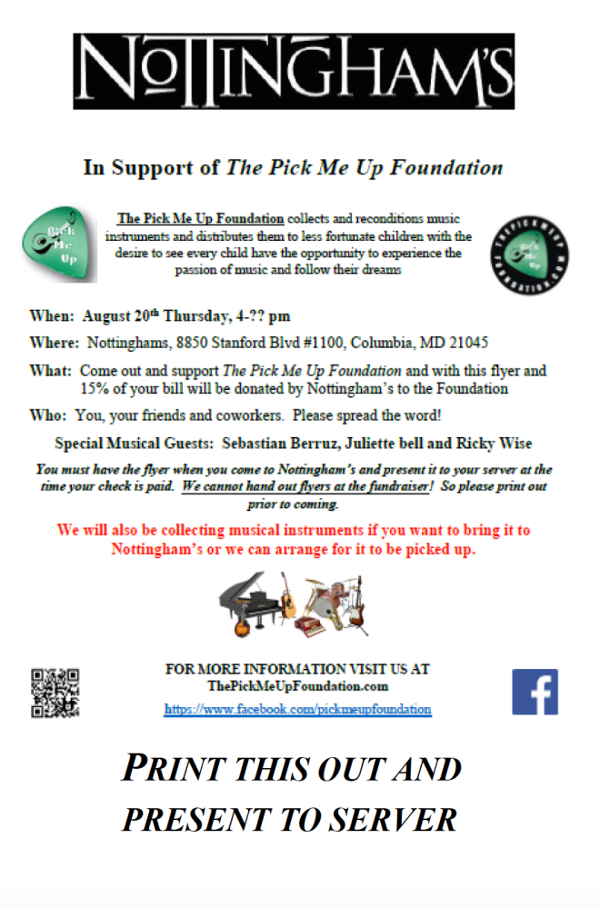 Happy Hour Fundraiser (3/3)